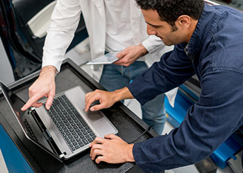 computer diagnostics